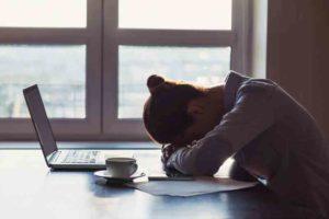 Fadiga constante ou cansaço extremo