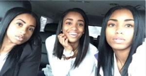 Você consegue descobrir, qual dessas 3 mulheres e a mãe das outras duas?