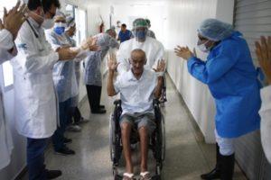 Coronavírus chega a 211 mil o número de curados no Brasil