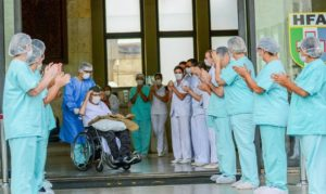 Pessoas curadas no brasil