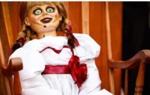 A boneca Annabelle escapou do Museu Warren?