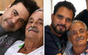 Morre aos 83 anos em Goiânia, Francisco Camargo, pai da dupla sertaneja Zezé e Luciano